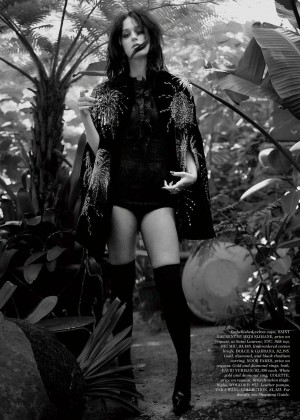 Katy Perry - Elle US Magazine (March 2015)