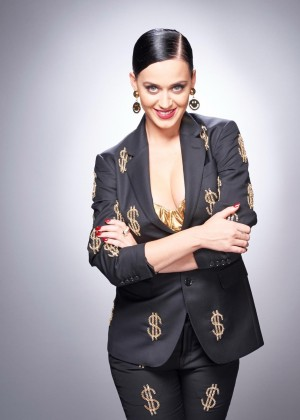 Katy Perry - Forbes Magazine (July 2015)