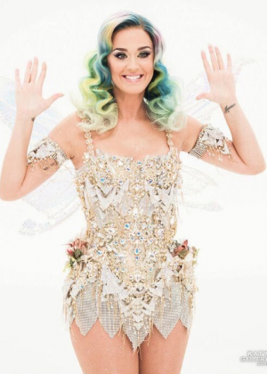Katy Perry - H&M Photoshoot 2015
