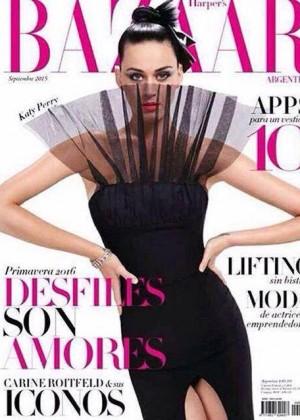 Katy Perry - Harper's Bazaar Magazine (September 2015)