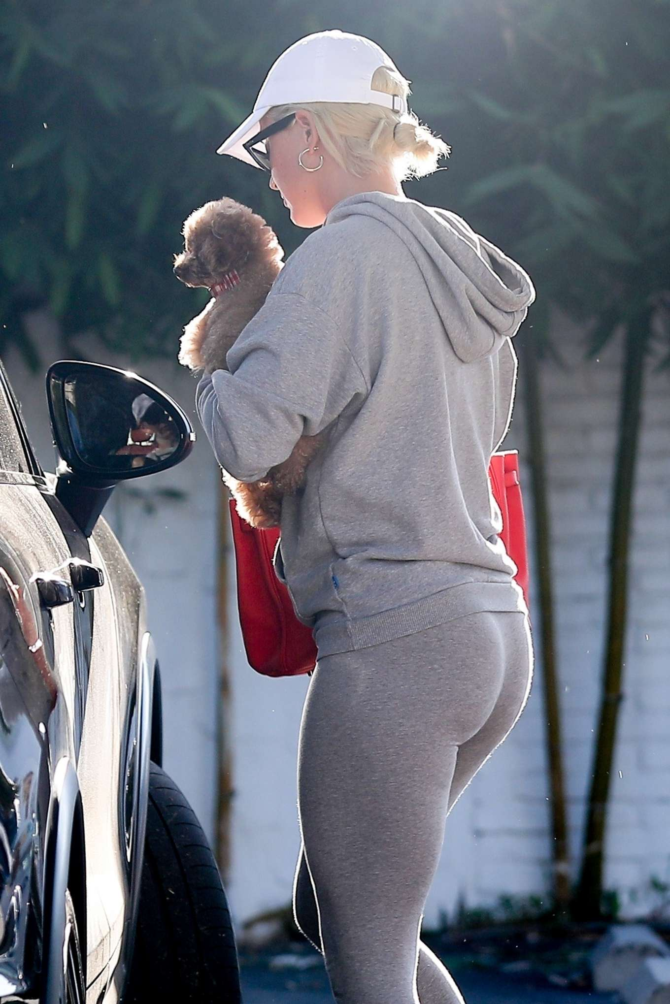 Katy Perry 2019 : Katy Perry – Heads out from her office in West Hollywood-06