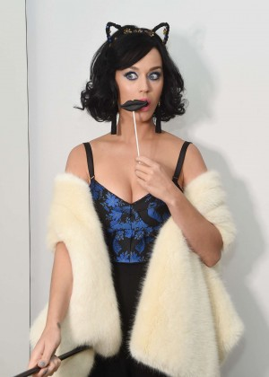 Katy Perry - Katy Kat Matte Launch Party in New York City