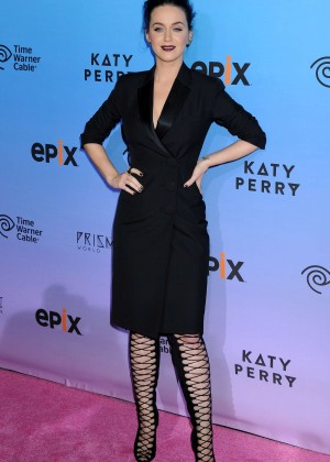 Katy Perry - 'Katy Perry: The Prismatic World Tour' Screening in LA