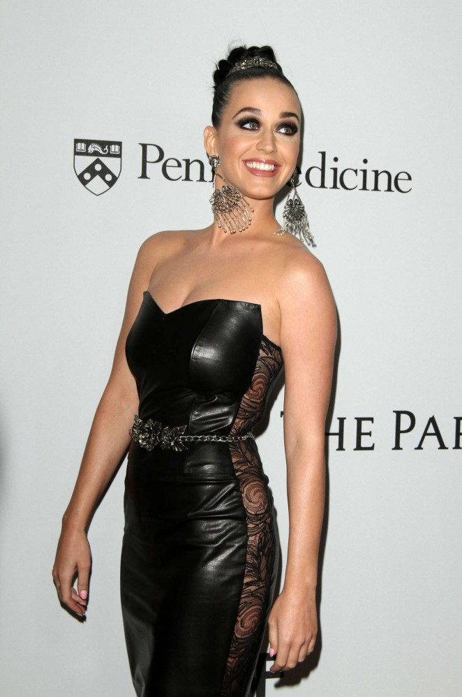 Katy Perry - Launch of The Parker Institute for Cancer Immunotherapy in LA
