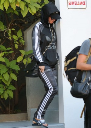 Katy Perry - Leaving a Meeting in LA