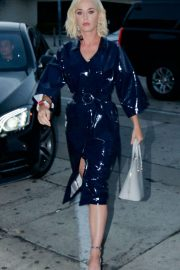 Katy Perry - Leaving Craig's restaurant in West Hollywood