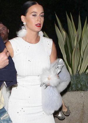 Katy Perry - Leaving The Beyonce Concert in Los Angeles