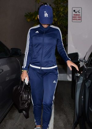 Katy Perry - Leaving The Gym in Los Angeles