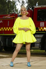 Katy Perry - Live at Fight On Concert For Firefighters And Bushfire Victims In Bright