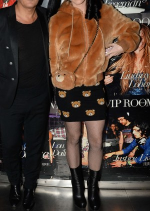 Katy Perry - Moschino After-Party in Paris
