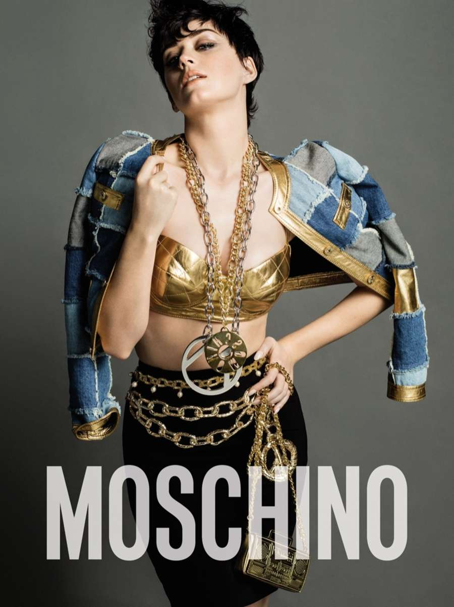 Katy Perry - Moschino Collection FW 2015