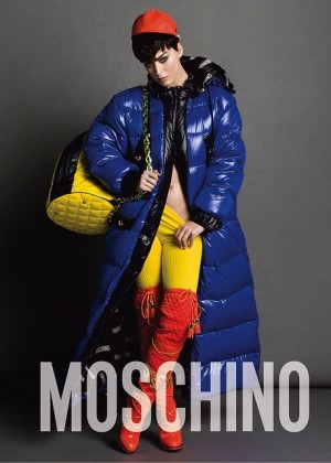 Katy Perry - Moschino Photoshoot 2015