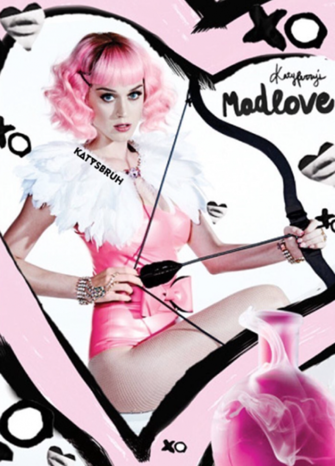 Katy Perry – New Covergirl 'Mad Love' Campaign 2016