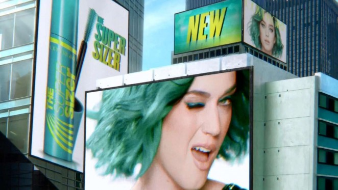 Katy Perry: New Super Sizer Mascara Covergirl Commercial 2015 -08