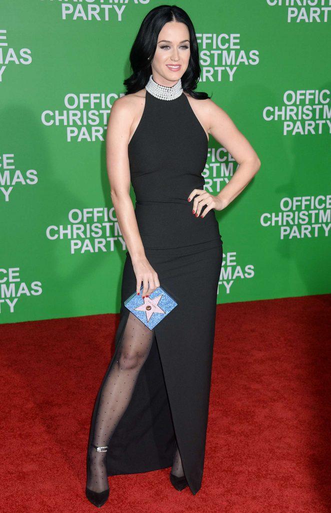 Katy Perry: Office Christmas Party LA Premiere -07 - GotCeleb