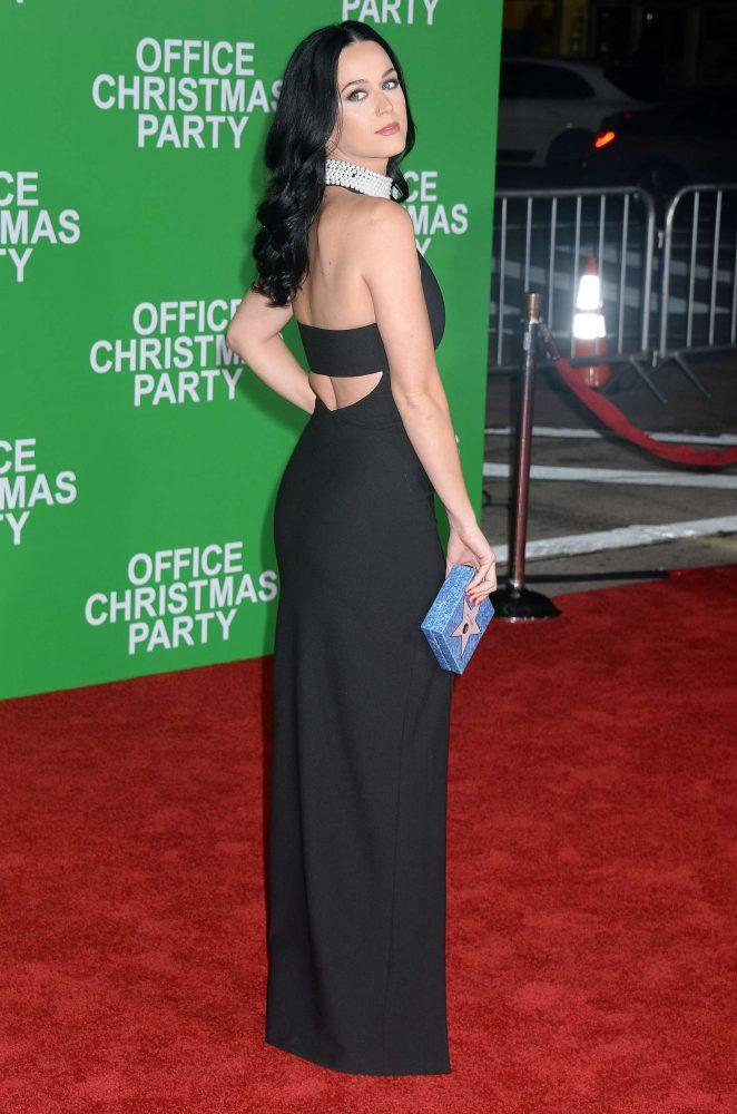 Katy Perry: Office Christmas Party LA Premiere -14 - GotCeleb