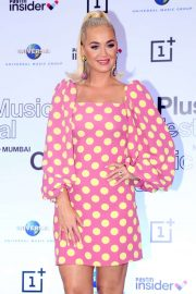 Katy Perry - OnePlus Music Festival Press Conference in Mumbai