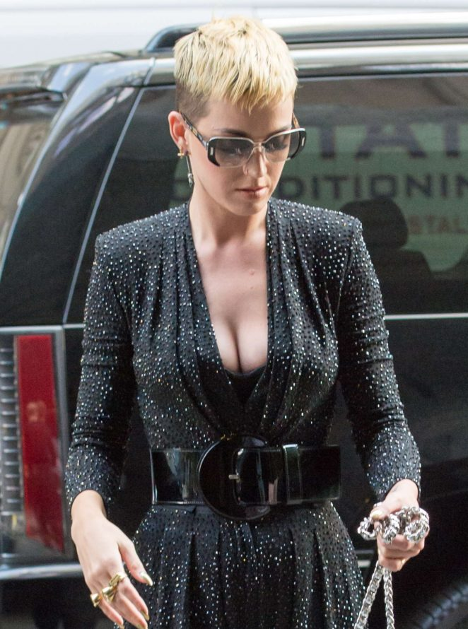 Katy Perry - Out and about in New York