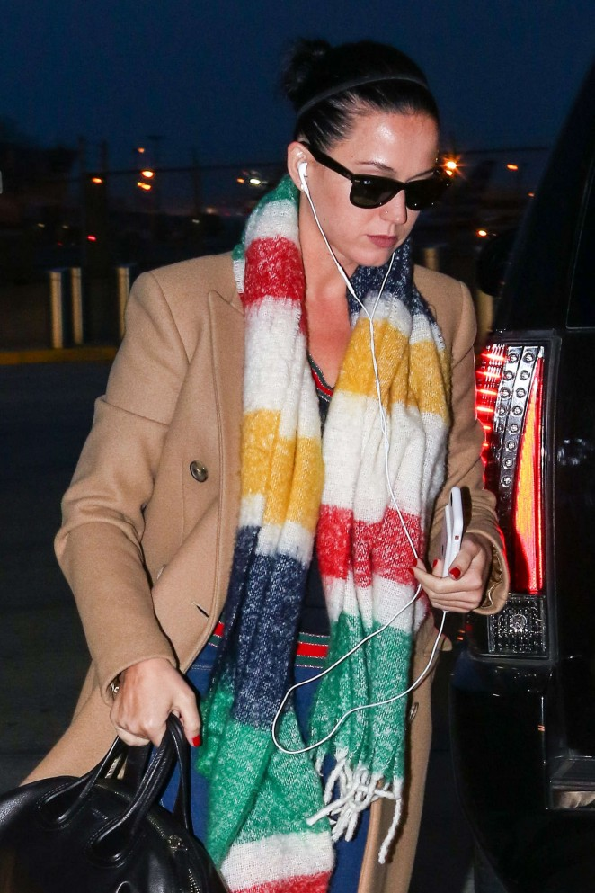 Katy Perry out in New York -03