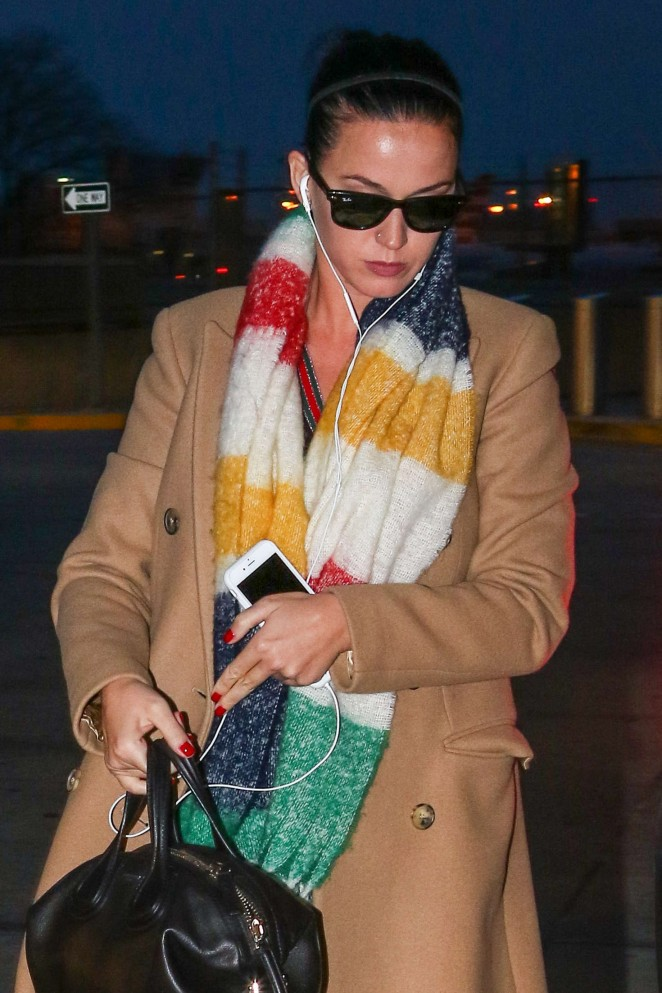 Katy Perry out in New York -08