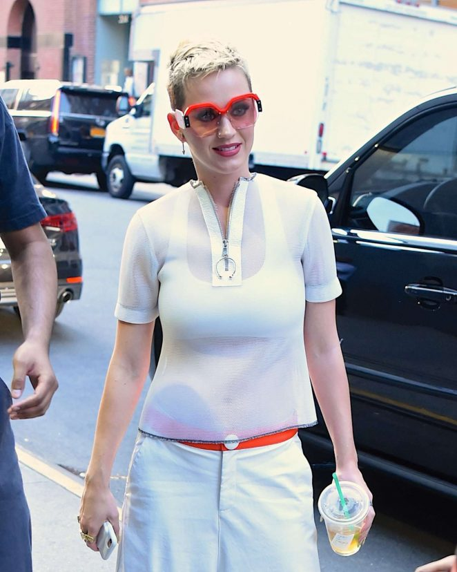 Katy Perry - Out in New York