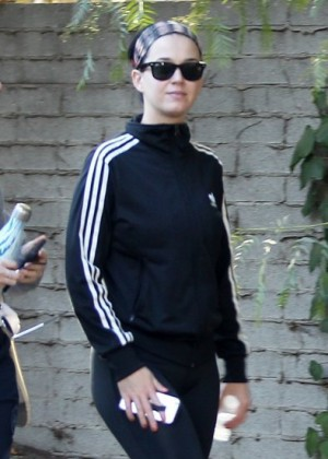Katy Perry - Out With Friends in LA