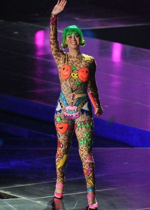 Katy Perry: Performing in Amsterdam -36