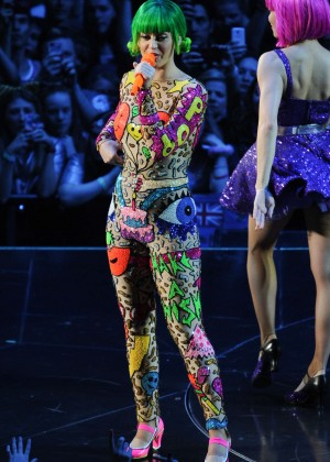 Katy Perry: Performing in Amsterdam -46