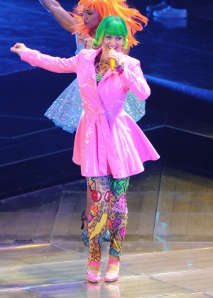 Katy Perry: Performing in Amsterdam -49
