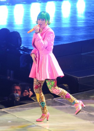 Katy Perry: Performing in Amsterdam -57