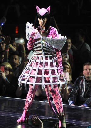 Katy Perry: Performing in Amsterdam -70