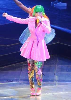 Katy Perry: Performing in Amsterdam -71