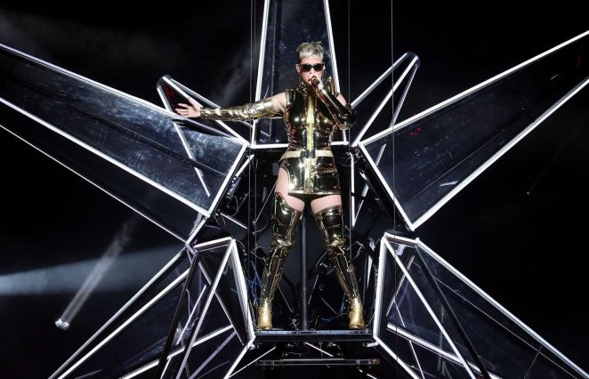 Katy Perry: Performs at Witness: The Tour at T-Mobile Arena -04