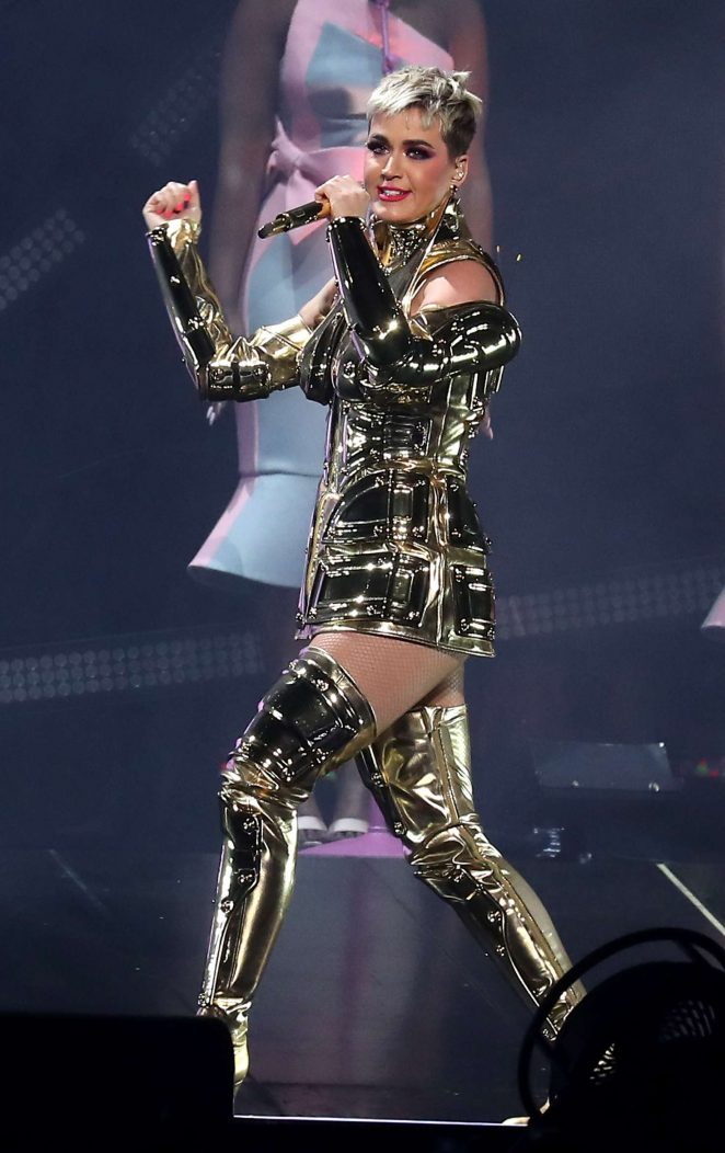 Katy Perry: Performs at Witness: The Tour at T-Mobile Arena -06