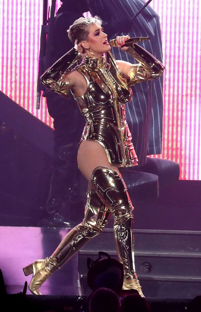 Katy Perry: Performs at Witness: The Tour at T-Mobile Arena -22
