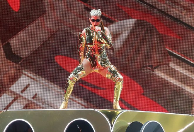 Katy Perry: Performs at Witness: The Tour at T-Mobile Arena -24