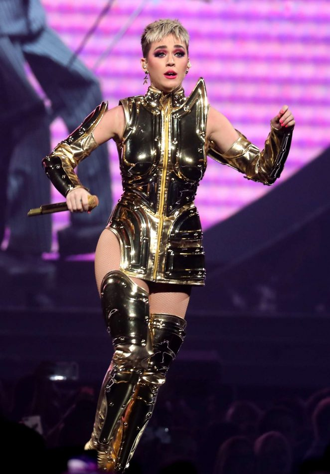 Katy Perry: Performs at Witness: The Tour at T-Mobile Arena -25