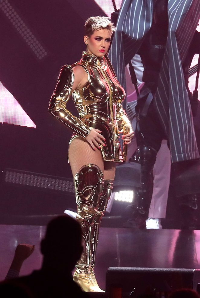 Katy Perry: Performs at Witness: The Tour at T-Mobile Arena -30