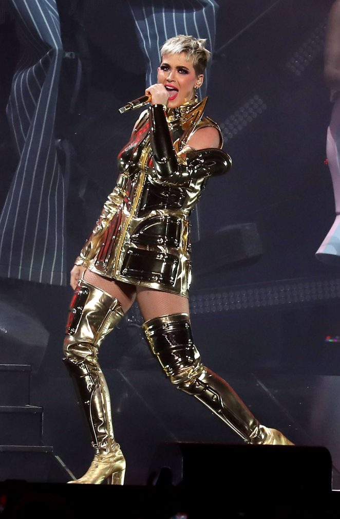 Katy Perry: Performs at Witness: The Tour at T-Mobile Arena -32
