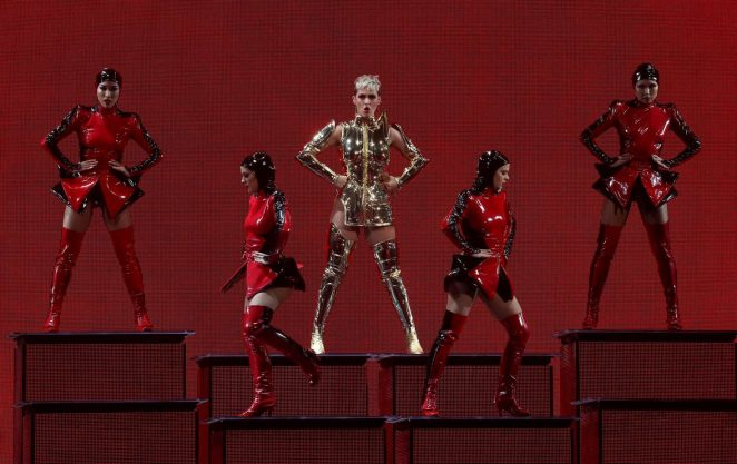 Katy Perry 2018 : Katy Perry: Performs at Witness: The Tour at T-Mobile Arena -33