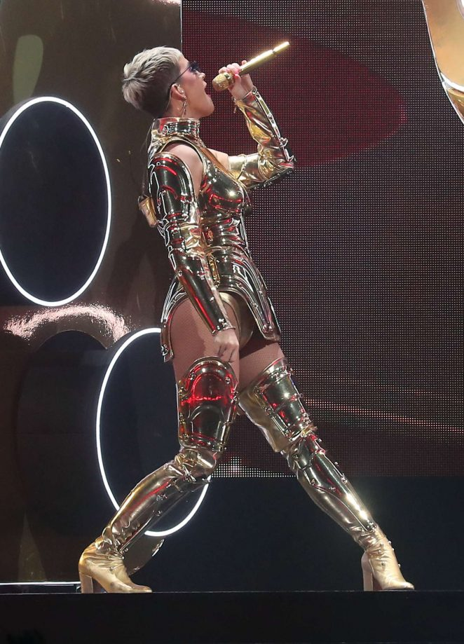 Katy Perry: Performs at Witness: The Tour at T-Mobile Arena -35