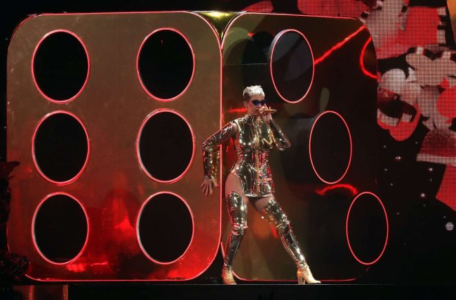 Katy Perry: Performs at Witness: The Tour at T-Mobile Arena -36