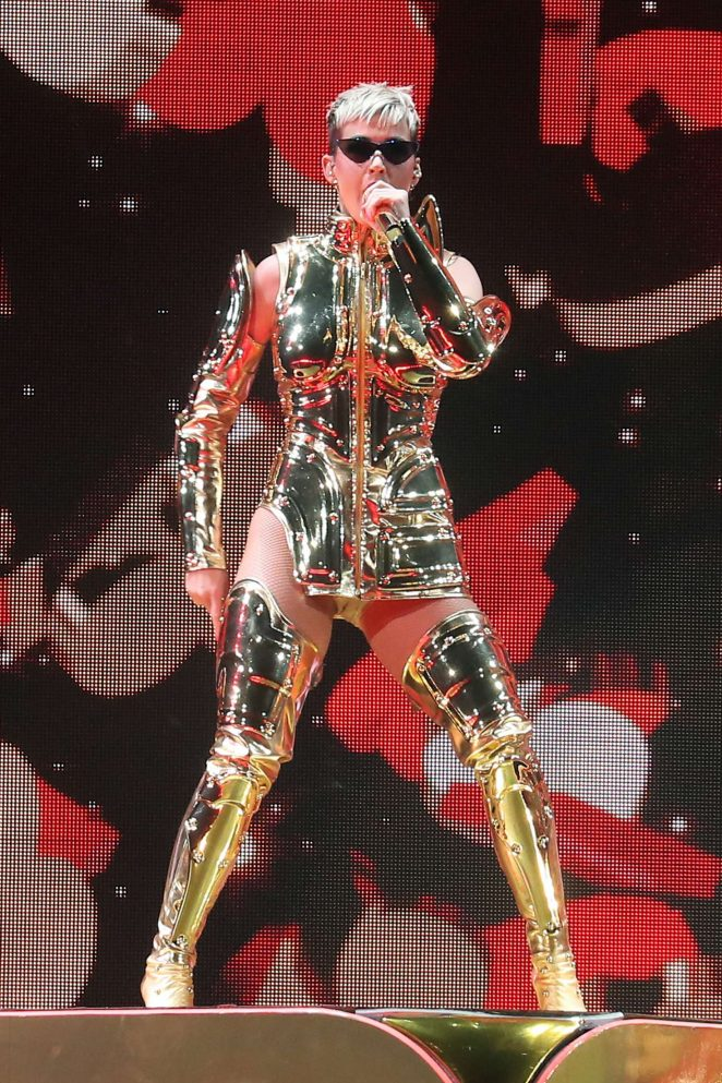 Katy Perry: Performs at Witness: The Tour at T-Mobile Arena -37