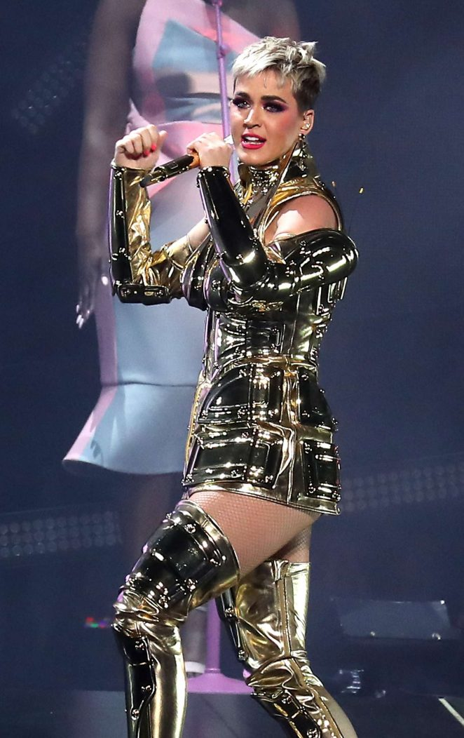 Katy Perry: Performs at Witness: The Tour at T-Mobile Arena -38