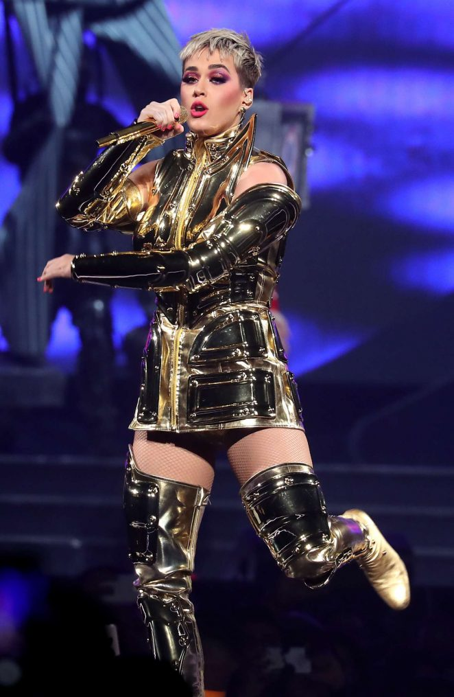 Katy Perry: Performs at Witness: The Tour at T-Mobile Arena -40