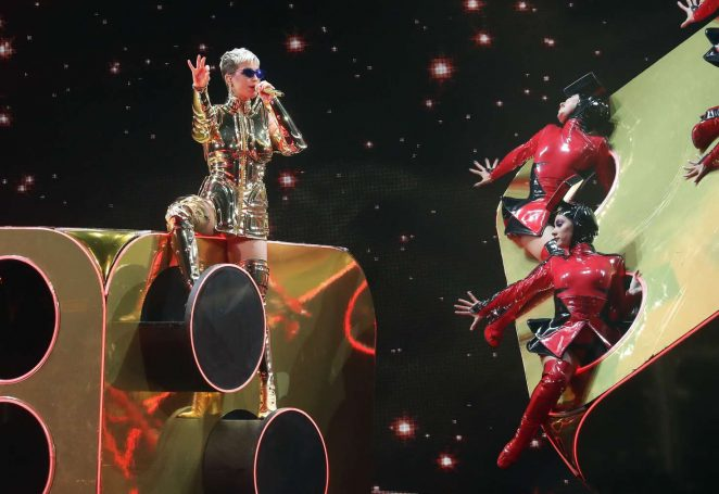 Katy Perry: Performs at Witness: The Tour at T-Mobile Arena -41