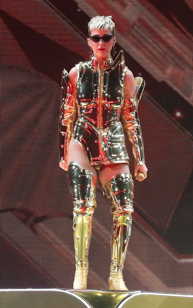 Katy Perry: Performs at Witness: The Tour at T-Mobile Arena -45