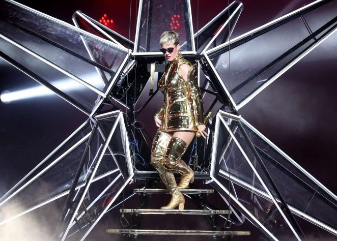 Katy Perry 2018 : Katy Perry: Performs at Witness: The Tour at T-Mobile Arena -49