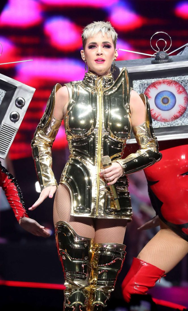 Katy Perry: Performs at Witness: The Tour at T-Mobile Arena -52