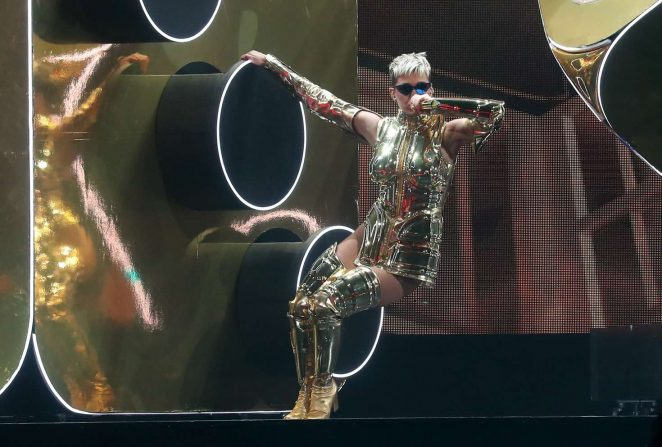 Katy Perry: Performs at Witness: The Tour at T-Mobile Arena -53